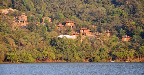 Sharavathi Adventure Camp By Jungle Lodges & Resorts